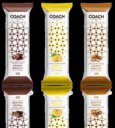 Coach Nutrition repen in diverse smaken